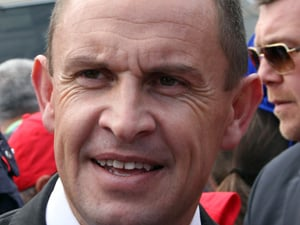 Chris Waller has unearthed another promising stayer in Pentometer