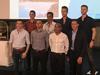 Jockeys riding at the Air Mauritius & Attitude International Jockeys' Weekend