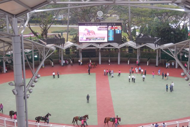 Full Form, Ratings And Interactive Speed Maps For Singapore Racing Today
