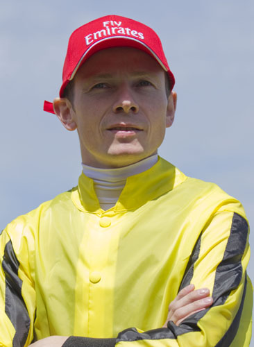 Jockey - Jamie Spencer