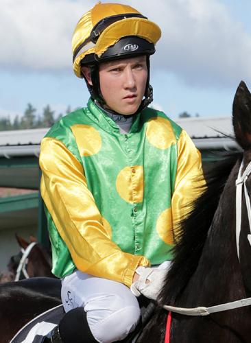 Jockey - JOSHUA OLIVER