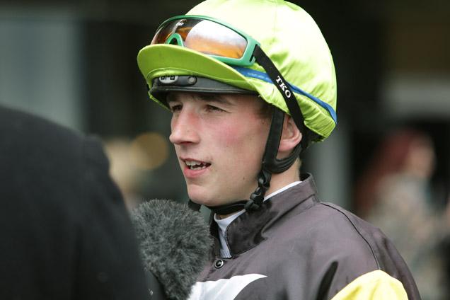 Jockey - LEE MAGORRIAN