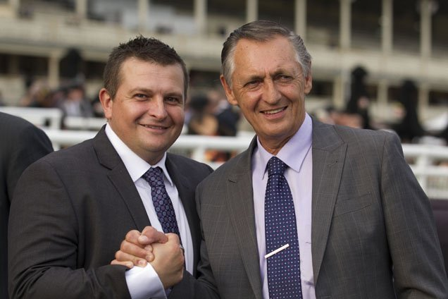 Trainers Paul & Peter Snowden