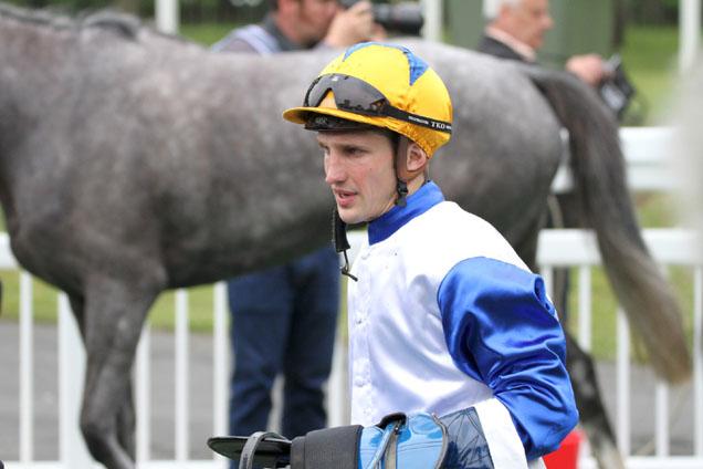 Jockey : AURELIEN LEMAITRE.