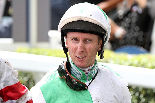 Jockey - MARTIN DWYER