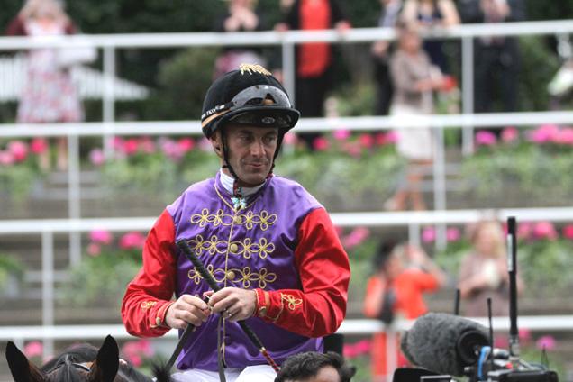 Jockey - OLIVIER PESLIER