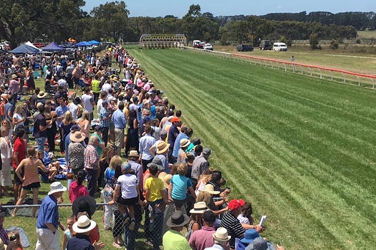 Racecourse : Balnarring (Australia)