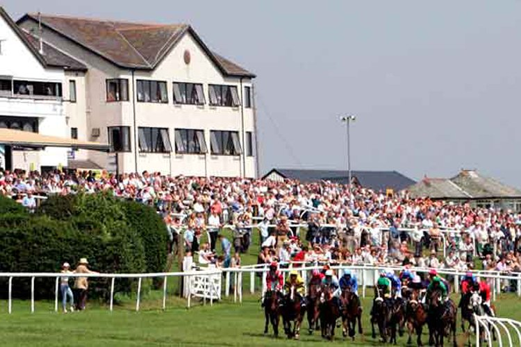 Racecourse : Hexham (Great Britain)