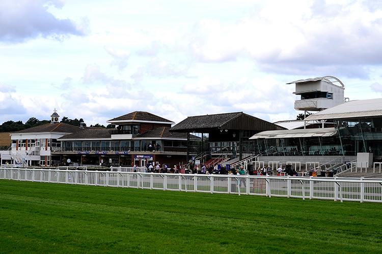 Racecourse : Stratford On Avon (Great Britain)