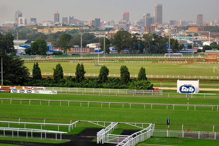 Racecourse : Turffontein (South Africa)
