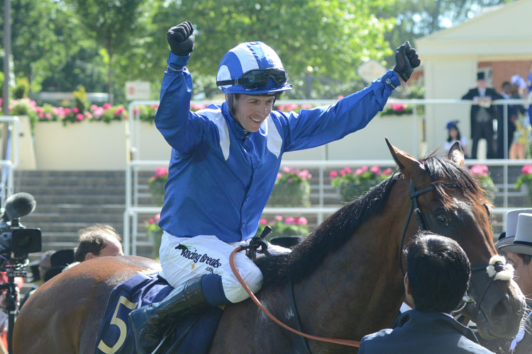 Eqtidaar and Jim Crowley returns to scale