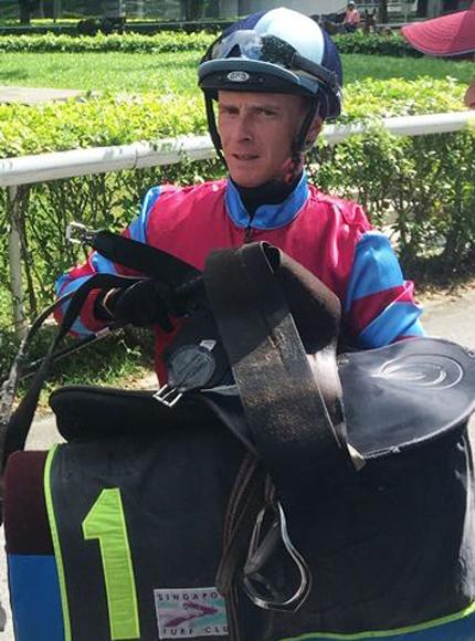 Jockey : Daniel Moor.