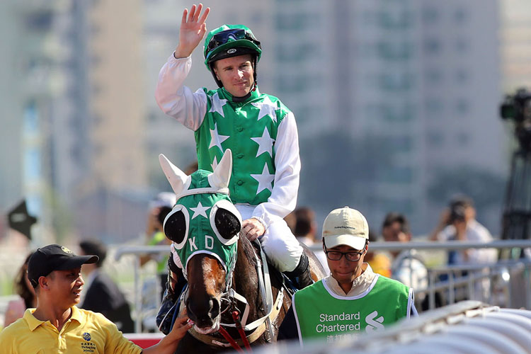 Jockey: TOMMY BERRY