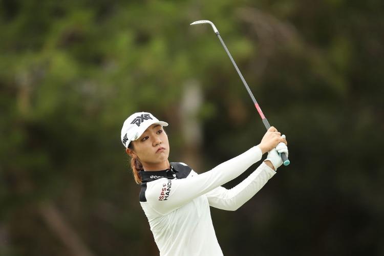 LYDIA KO of New Zealand.