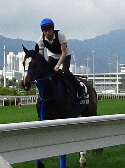 Deidre with Yutaka Take