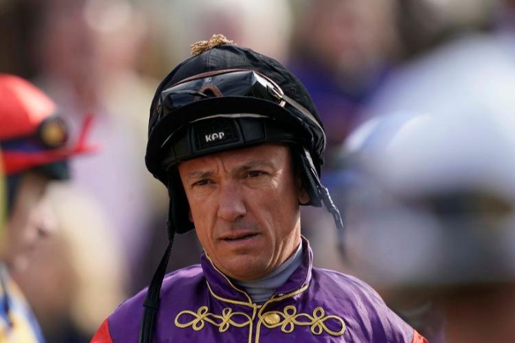 Jockey: Frankie Dettori