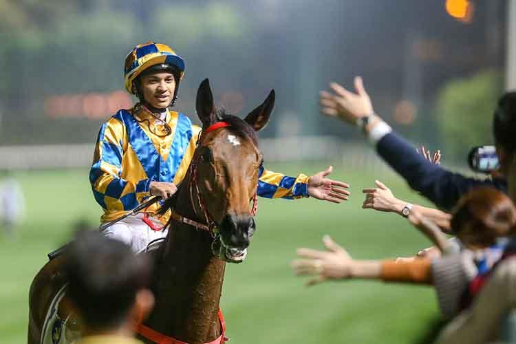 Jockey: GRANT VAN NIEKERK