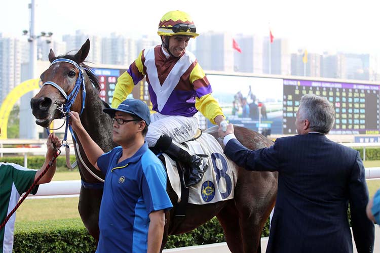 Fownes and Moreira have struck up a good partnership.