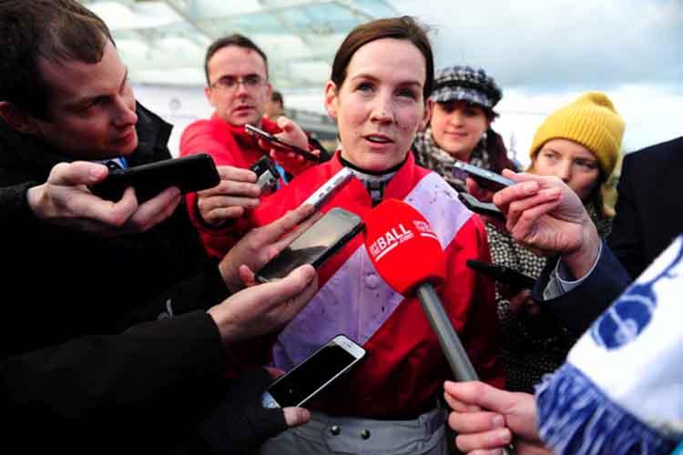 Jockey : Rachael Blackmore