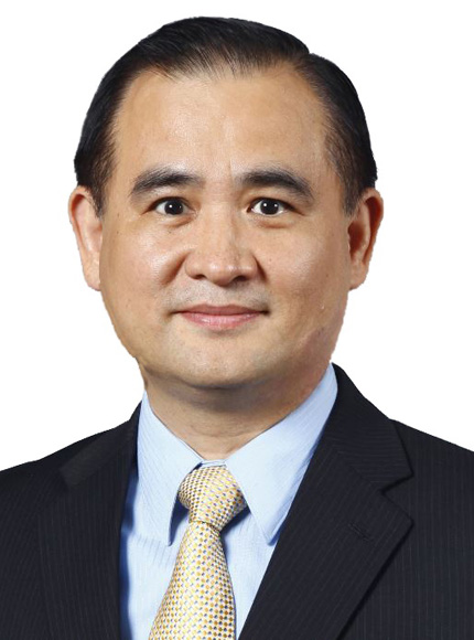 The Hong Kong Jockey Club's newly-appointed Executive Director, Finance, Mr David Fan.