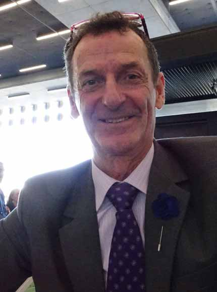 Sir Mark Todd, trainer Eminent