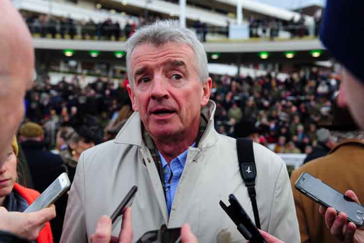 Trainer : MICHAEL O'LEARY
