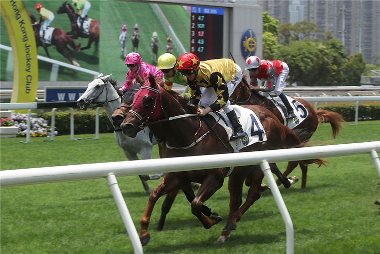 LIKE THAT winning the The Argonaut Griffin Plate