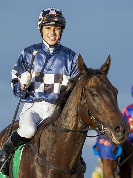 Jockey : BAYLEE NOTHDURFT.