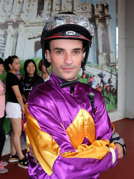 Jockey : DAYVERSON DE BARROS