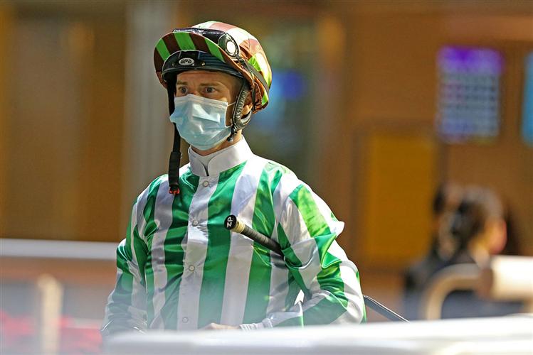 Jockey : ZAC PURTON