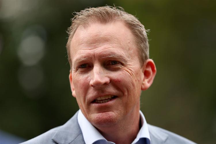 Cricket Australia CEO KEVIN ROBERTS.