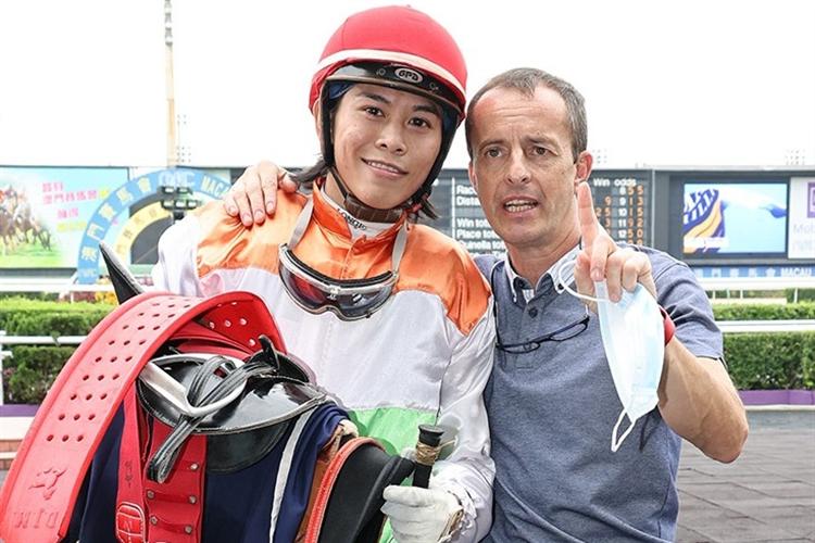 Eric Cheung and Wayne Smith