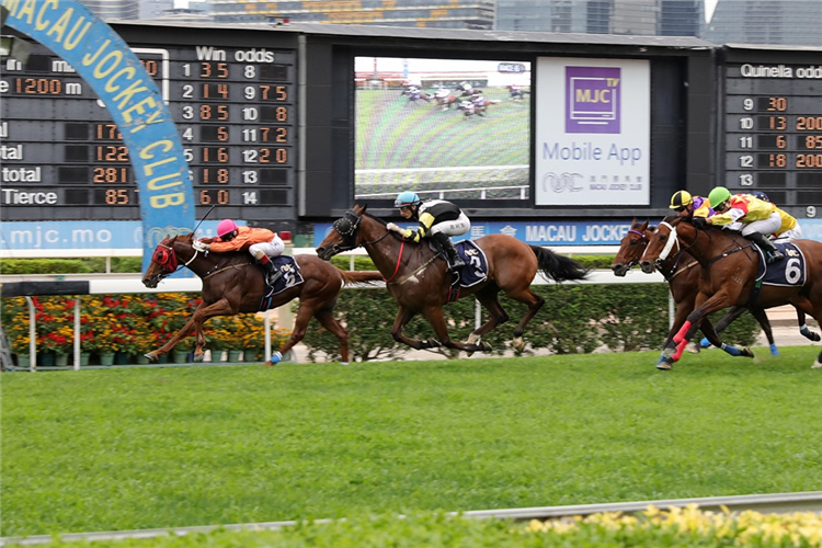 SPORT GENERAL winning the THE LANZHOU