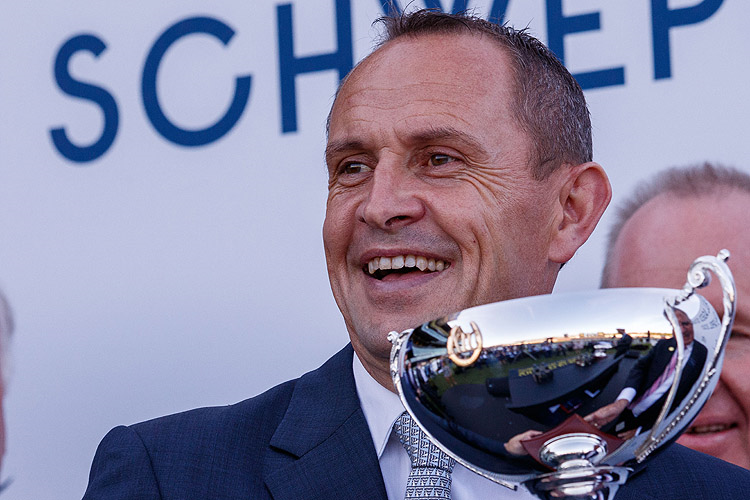 Trainer : CHRIS WALLER has a strong hand at Randwick on Saturday