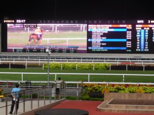 Sunday's Singapore Race Preview