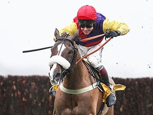 Native River Wins Gold Cup