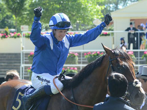 Eqtidaar Wins Group 1 Commonwealth Cup