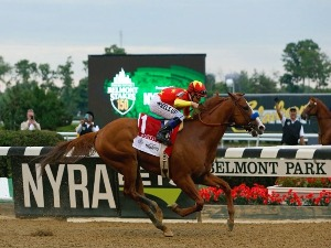 Justify Claims Triple Crown