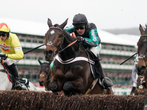 Altior Wins Second Champion Chase