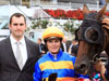 Amorino with ARCHIE ALEXANDER & CRAIG WILLIAMS after winning the My Kitchen Rules Stakes.