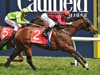 Good Standing winning the Ladbrokes Classic