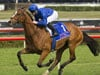 Hartnell winning the Hill Stakes