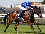 Ghaiyyath returns at Longchamp