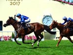 Ribchester winning the Queen Anne Stakes (Group 1) (British Champions Series) (Str)