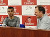 Joao Moreira interviewed by Rupert Bell at the press conference in Meydan on Thursday morning.