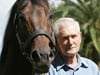 Sir Patrick Hogan with Zabeel