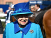 The Queen at Newbury.
