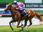 CZARSON winning the Roadwork Solutions Hcp