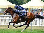 Hunting Horn winning the Hampton Court Stakes (Group 3)