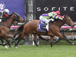 I Am A Star wins at Flemington